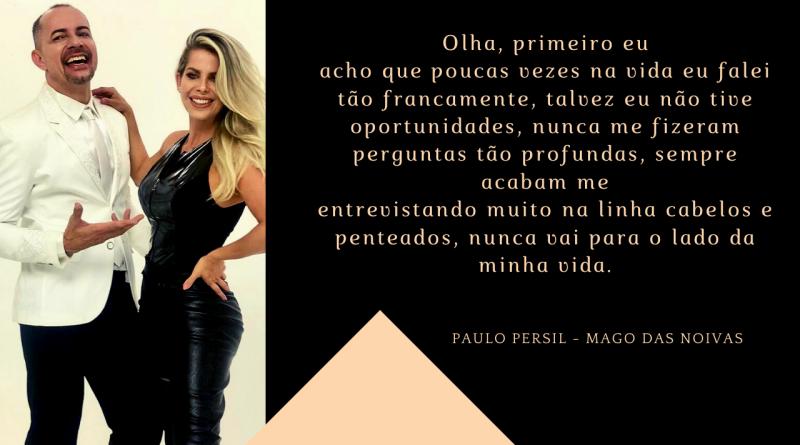 Minha História Paulo Persil