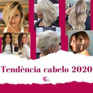 tendencia cabelo 2020