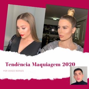 tendencia maquiagem 2020