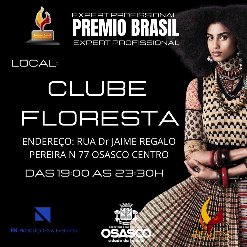 Expert Profissional  Premio Brasil Crespas e Cacheadas