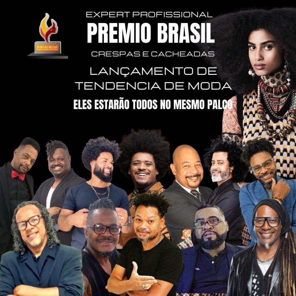 Premio Brasil Expert Cabelos Crespos e cacheados