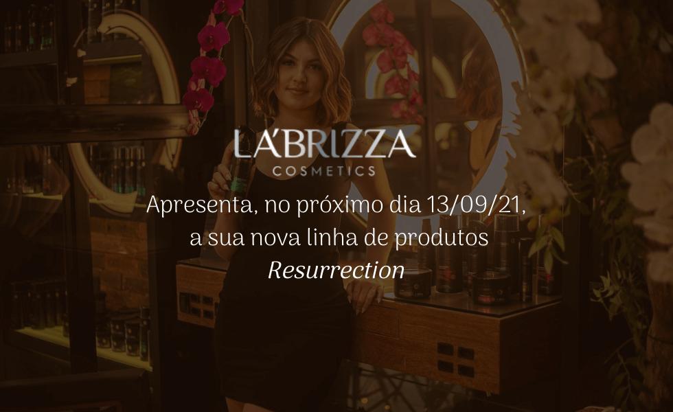 la'brizza cosmetics Resurrection